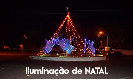 FPTE inaugurou a iluminação de Natal - ETL