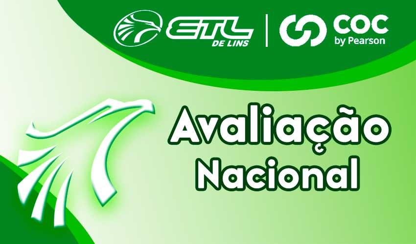 Avaliação Nacional 2 - ETL
