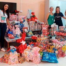 Campanha Solidária faz Doação de Brinquedos