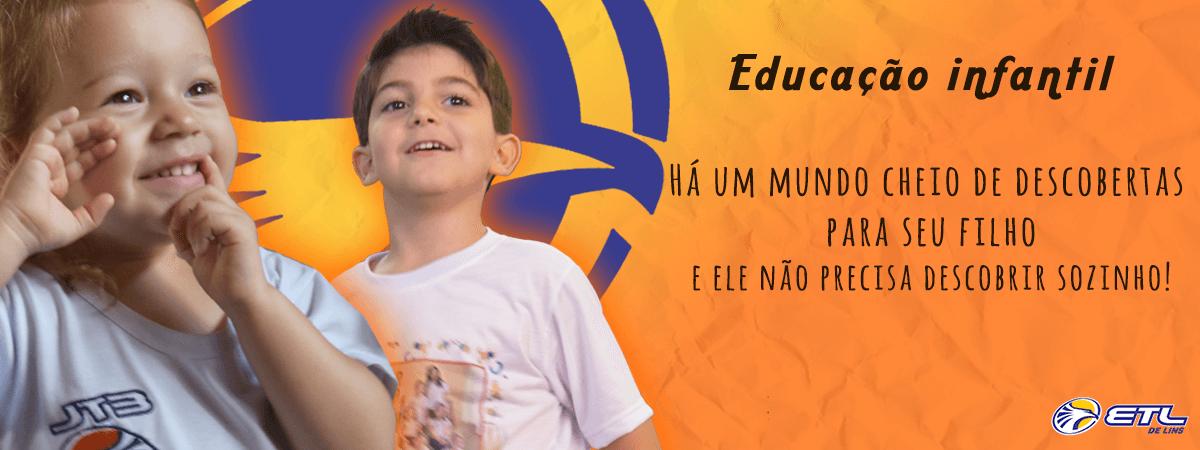Educação Infantil - ETL