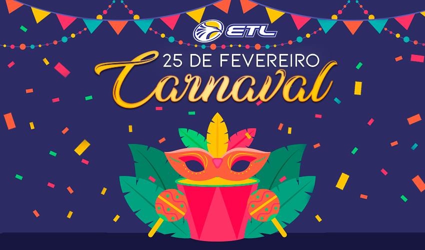 Recesso de Carnaval - ETL