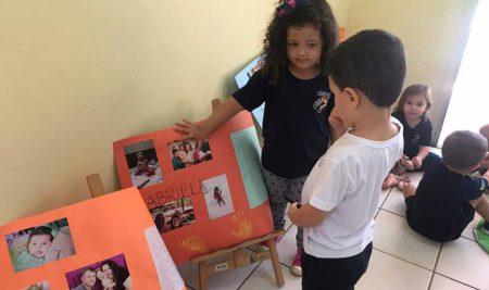 """Projeto Identidade – Educação Infantil """"Quem sou eu?"""""""