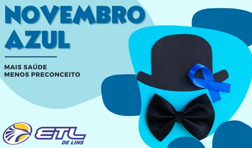 Novembro Azul - ETL