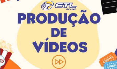 Alunos do 4º Ano da ETL produzem vídeo