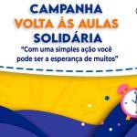 ETL lança campanha Volta às Aulas Solidária - ETL
