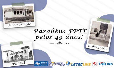 Parabéns FPTE