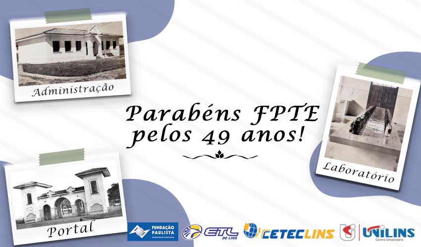 Parabéns FPTE - ETL